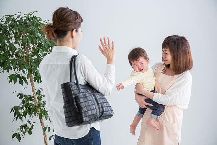 再就職活動中に子どもを預けたい
