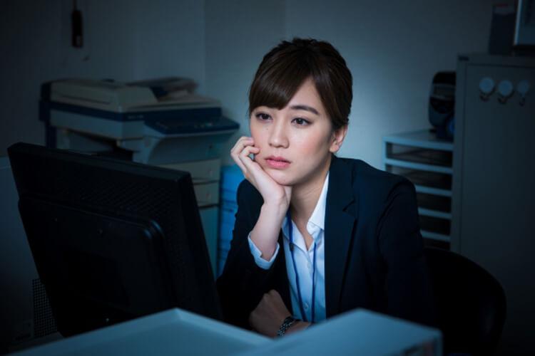 残業は可能な範囲でやる気をアピール