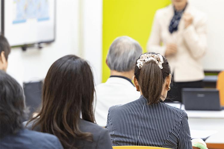 株式会社ステップによる介護研修