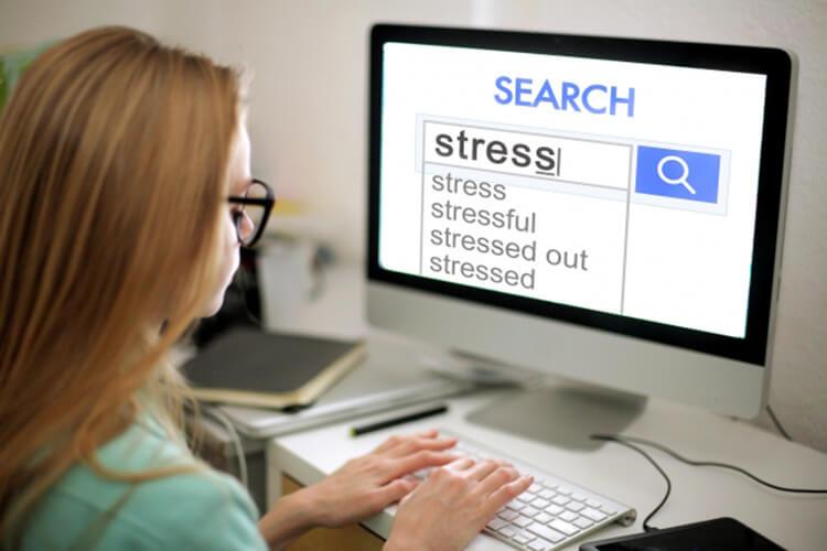 ストレスの原因はどこにある?