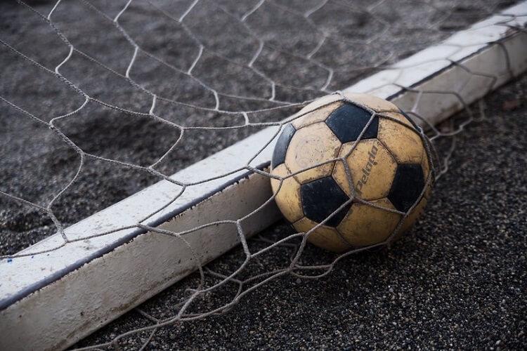 男の子に人気の習い事、サッカー