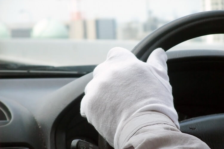 タクシードライバーの仕事内容