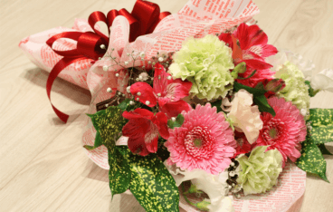 母の日花贈り物プレゼント
