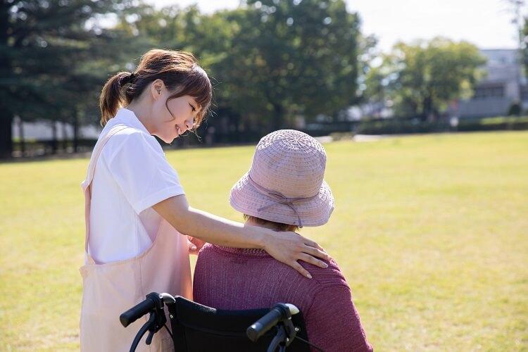 介護費用と介護の形